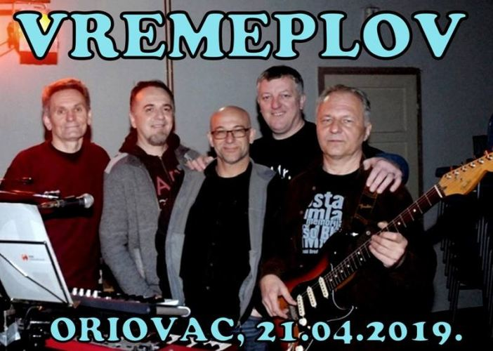 Uskrsni koncert grupe 'Vremeplov'