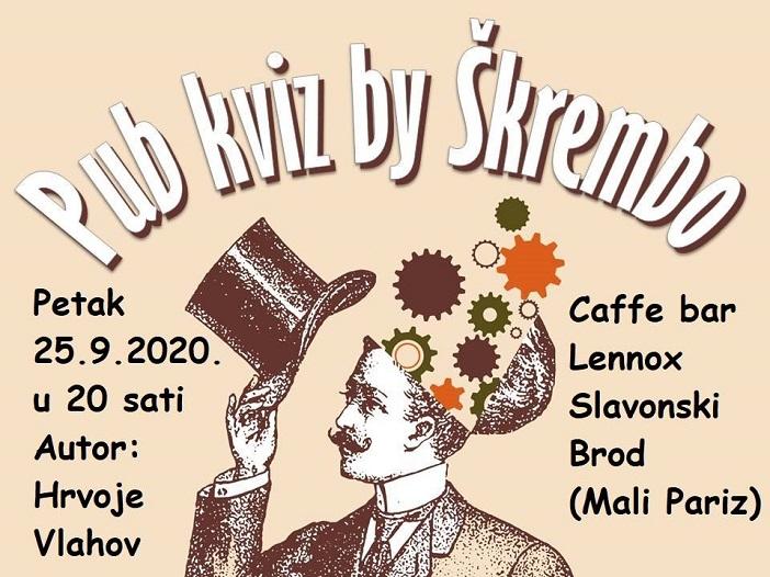 Pub kviz by Škrembo no.4 u Lennoxu