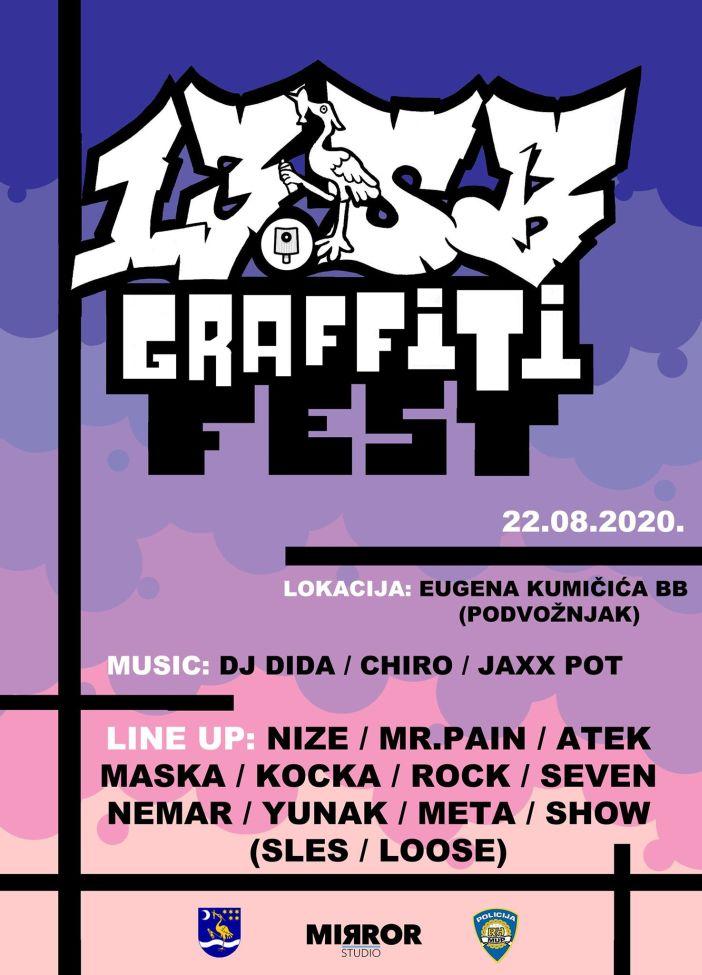13. SB Graffiti Fest