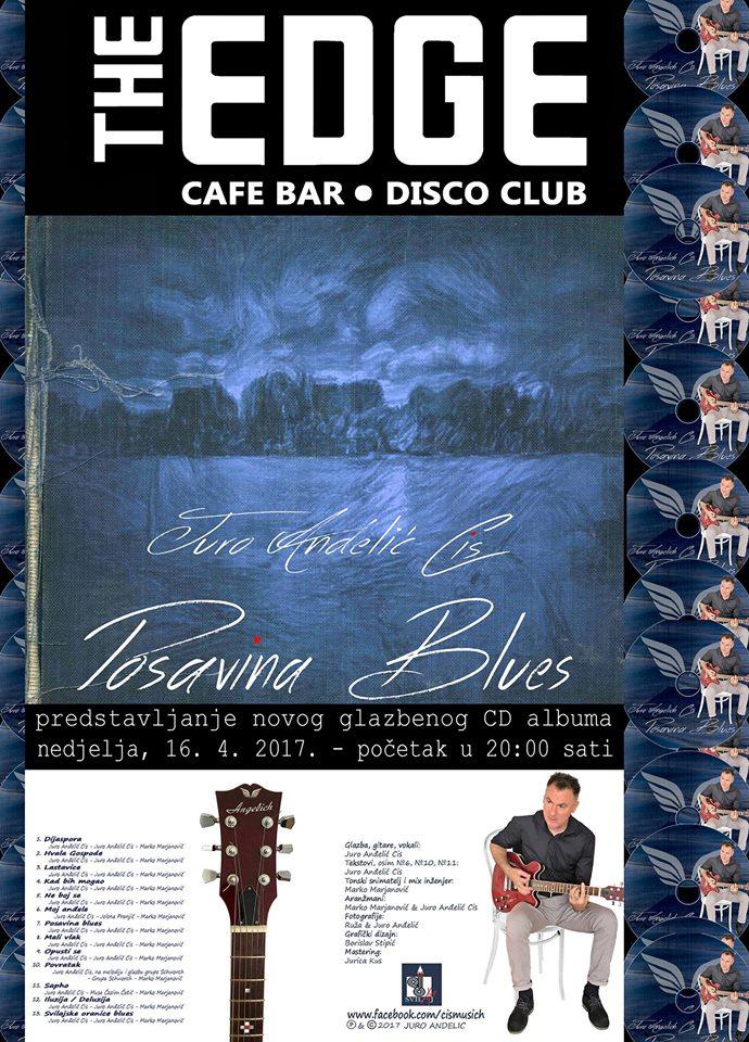 Predstavljanje albuma Posavina blues