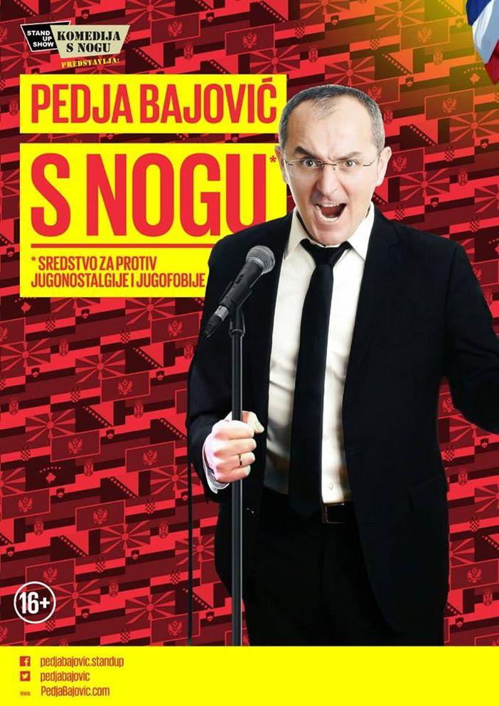 STAND UP Pedja Bajović u PUB-u