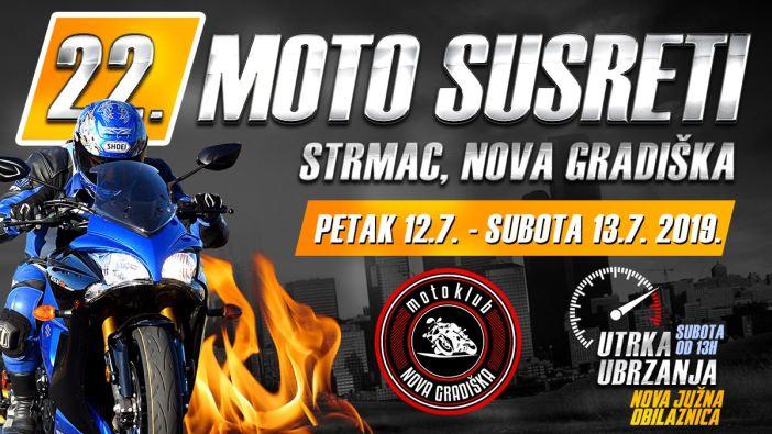 22. Moto Susreti - Strmac - Nova Gradiška