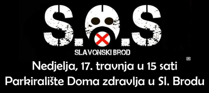 Tihom šetnjom za čist zrak u Slavonskom Brodu!