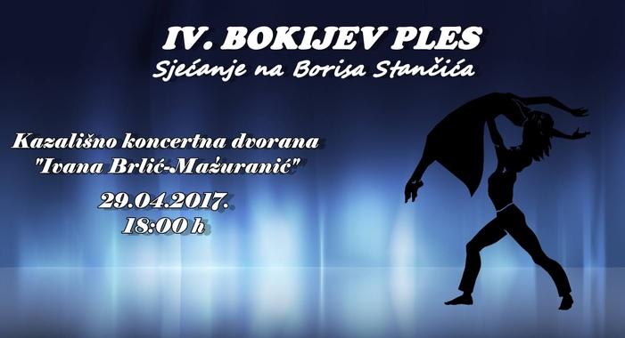 IV. Bokijev ples - Sjećanje na Borisa Stančića