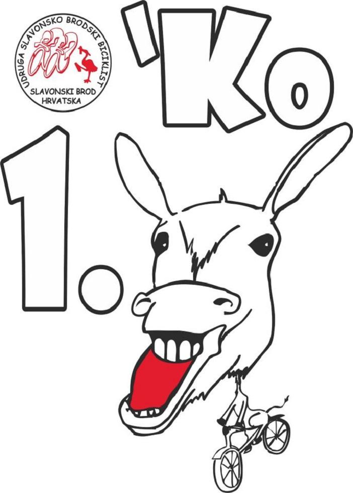 Biciklijada 'Ko 1. magarac