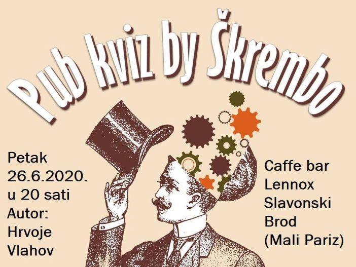 Pub kviz by Škrembo