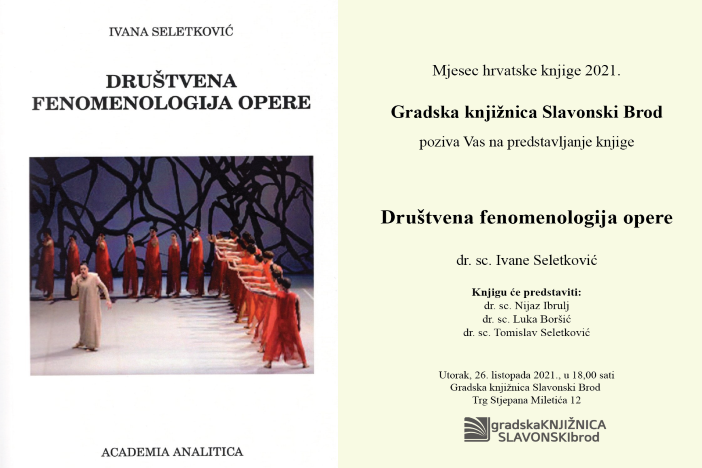 Društvena fenomenologija opere