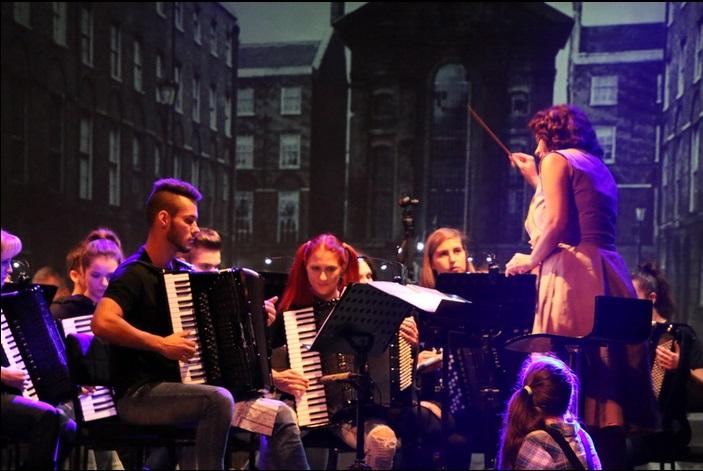 "Svečano otvoren 7. Međunarodni festival harmonike ""Bela pl.Panthy"""