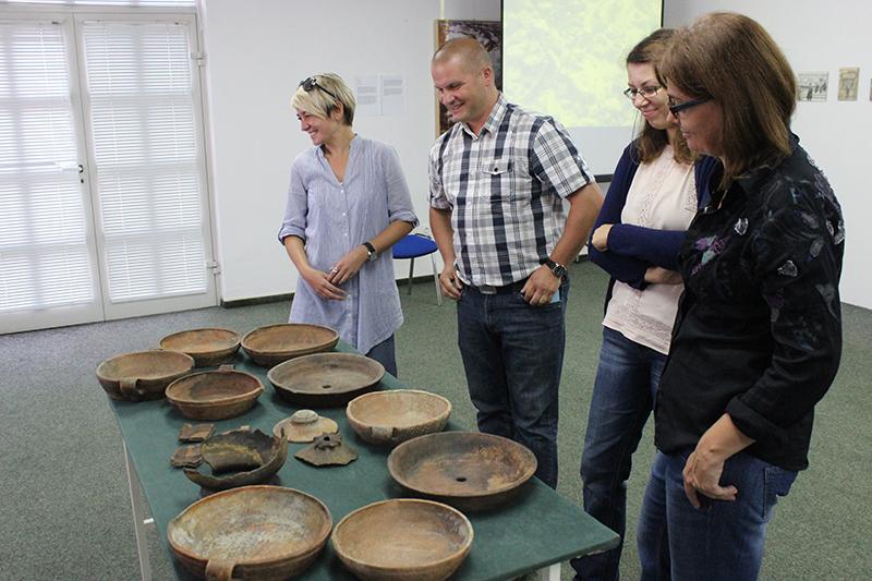 Kroz nekoliko dana bit će izvađeni arheološki pronalasci iz 17. stoljeća iz rijeke Save