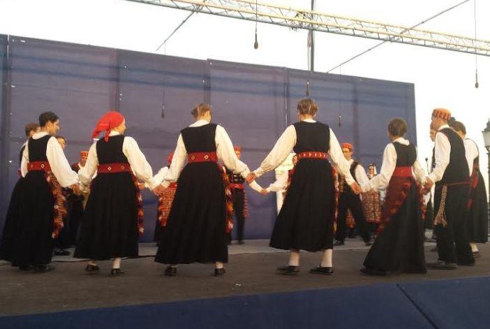 """Smotra koreografiranog folklora """"To je zemlja Hrvatska!"""""""