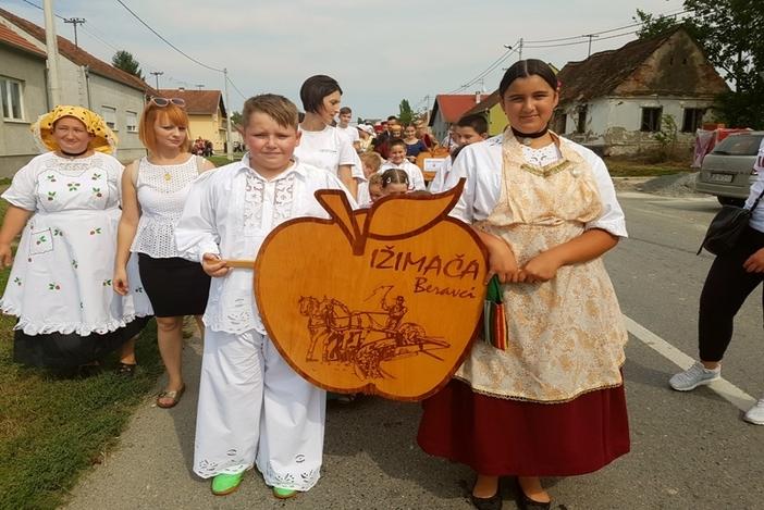 U Beravcima obilježena tradicionalna Ižimača