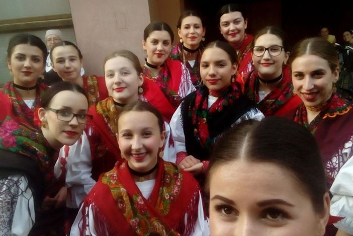 """Proljetna folklorna večer u organizaciji HKUU """"Trenk"""" i prijatelja"""
