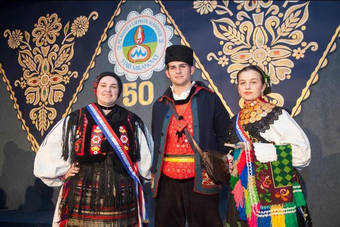 Matej Dorić iz Svilaja ima najljepšu mušku izvornu narodnu nošnju