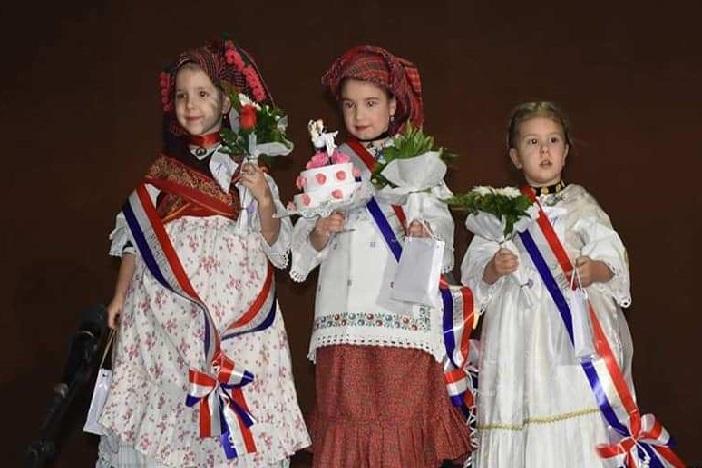 Članovi dječje skupine KUD-a Slavonija iz G. Andrijevaca osvojili vrijedna priznanja