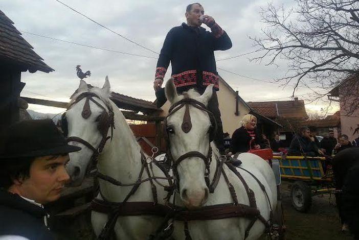 GALERIJA Održano pokladno jahanje u općini Oriovac