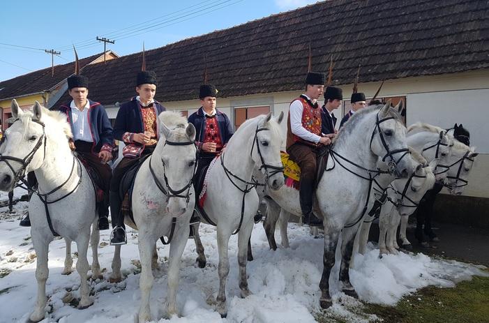Održano sedmo pokladno jahanje u općini Slavonski Šamac