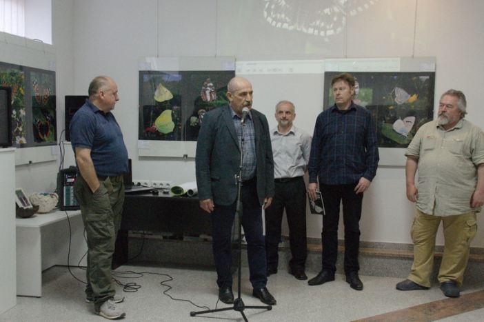 """Otvorena izložba """"Leptiri Slavonije"""""""