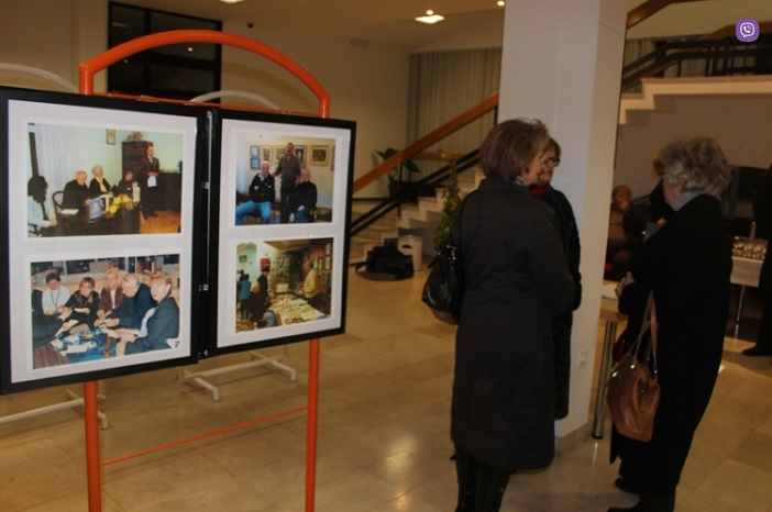 """Otvorena izložba """"Predrag Goll (1931. – 2016.) – dvanaest godina druženja, sjećanje na našeg stručnog voditelja"""""""