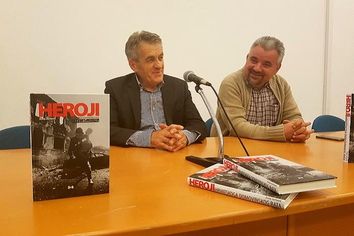 Projekcija dokumentarca 'Most' i promocija knjige 'Heroji hrvatskog Domovinskog rata'