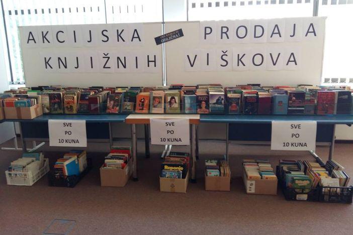 Besplatna članarina za prvašiće u Gradskoj knjižnici Slavonski Brod