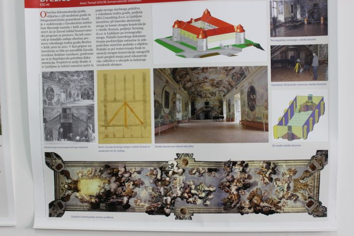 """Izložba """" Zavod za zaštitu kulturne baštine Slovenije"""" u Muzeju Brodskog Posavlja"""