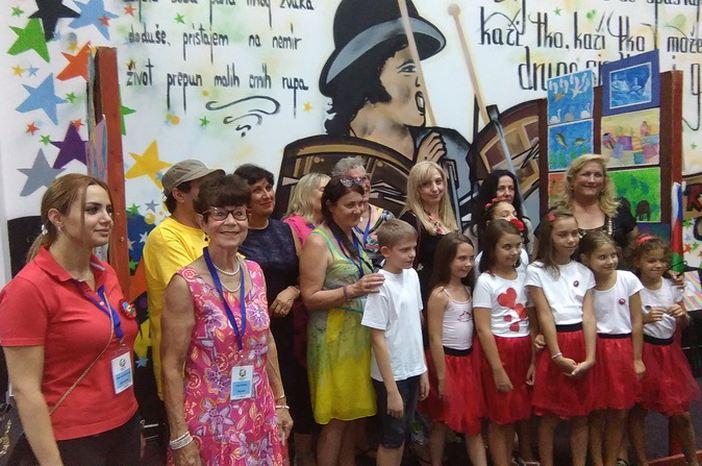 U Centru mladih otvorena izložba dječjih radova- WAG Dječji Projekt