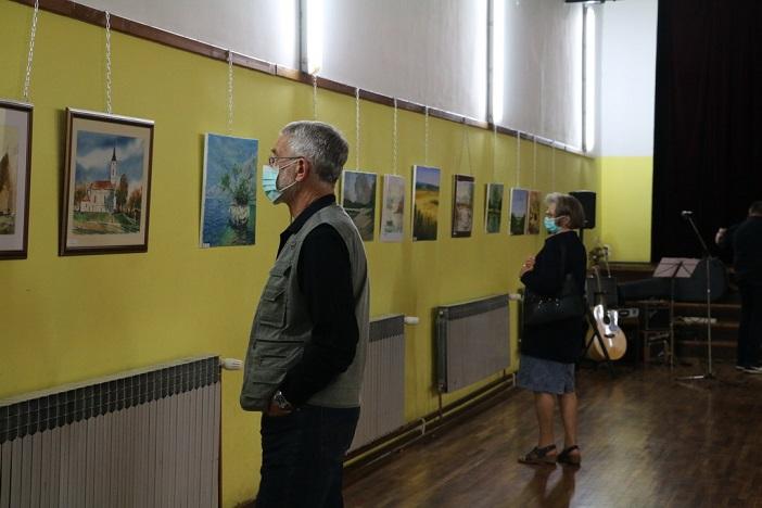 "Otvorena izložba Likovna kolonija ""Slavonija 2020."""