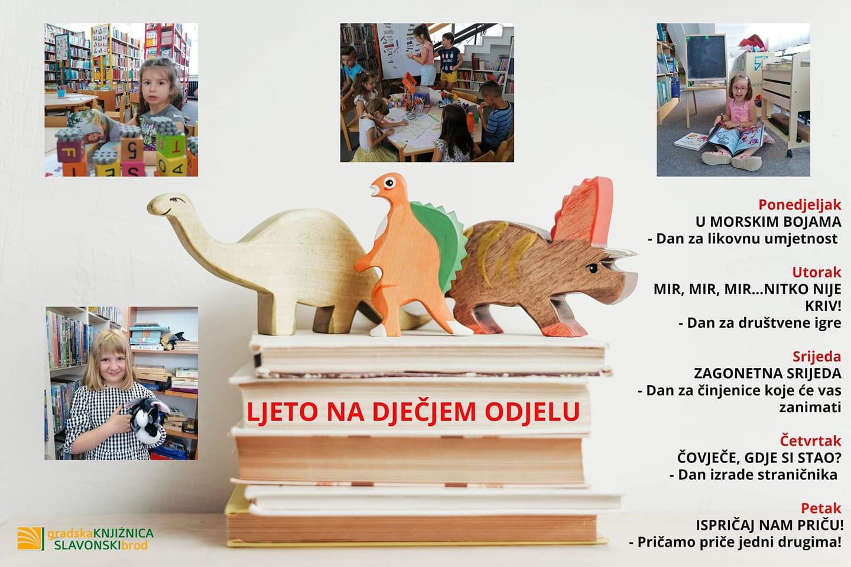 Ljetne radionice za djecu