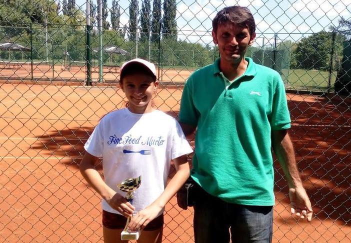 Pobjeda Ivone Riđan na turniru u Valpovu