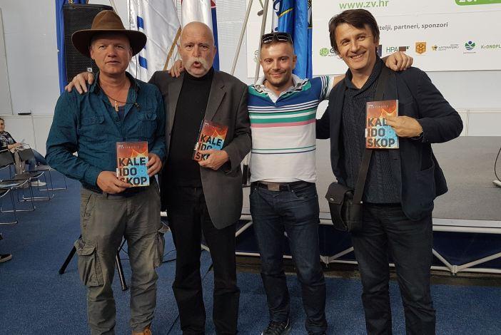 """Brođanin Ratko Martinović promovirao svoj prvi roman """"Kaleidoskop"""""""