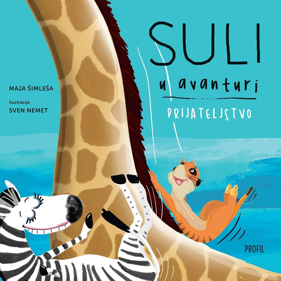 Predstavljanje knjige Suli u avanturi prijateljstvo