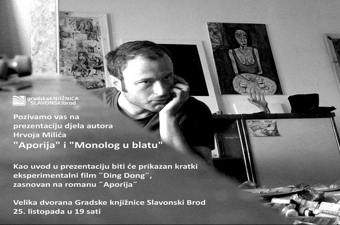 Promocija dvije knjige Hrvoja Milića