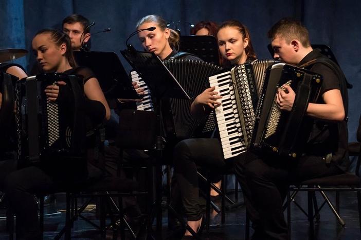Pola stoljeća postojanja i djelovanja Brodskog harmonikaškog orkestra