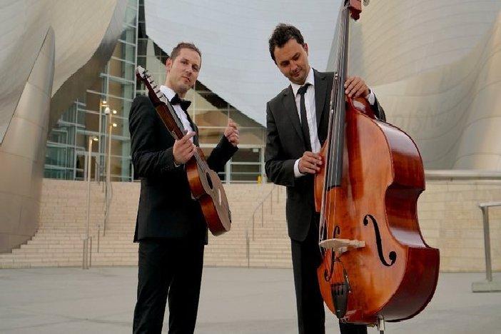 Dvojac Bow vs Plectrum na svečanosti u Washingtonu kao simbol hrvatske glazbe
