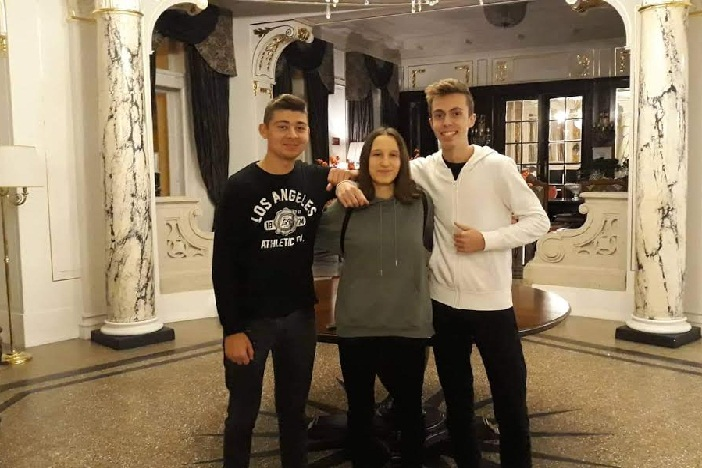 Trio harmonika Glazbene škole iz Slavonskog Broda osvojio prvu nagradu