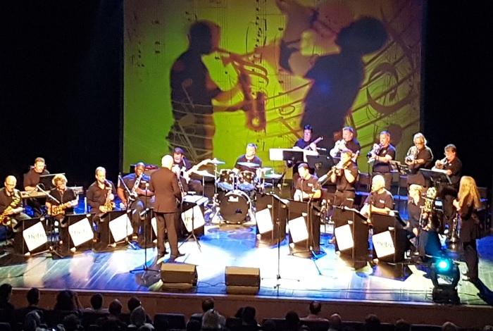 Američki 'The Metro big band' održao koncert za udrugu Slap u Slavonskom Brodu