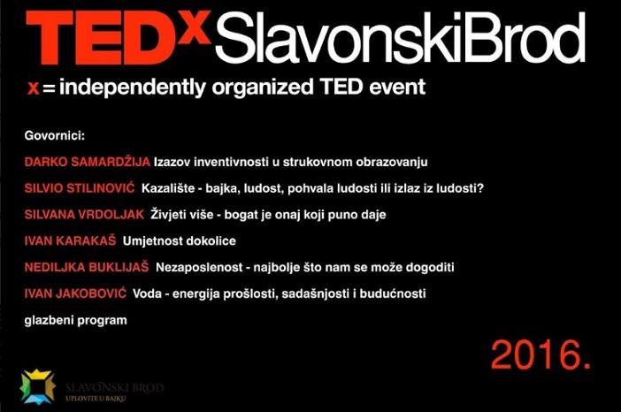 Što je TEDxSlavonskiBrod