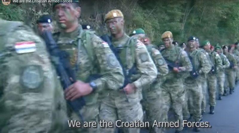 "Europska nagrada za MORH-ov film ""Mi smo Hrvatska vojska"""
