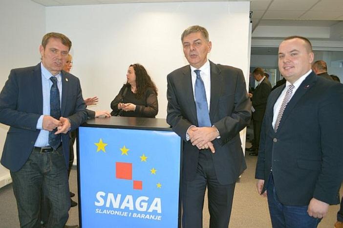 """""""Imamo Snagu Slavonije i Baranje, neka jeziva tišina je preplavila našu ravnicu, želimo to ispraviti"""""""