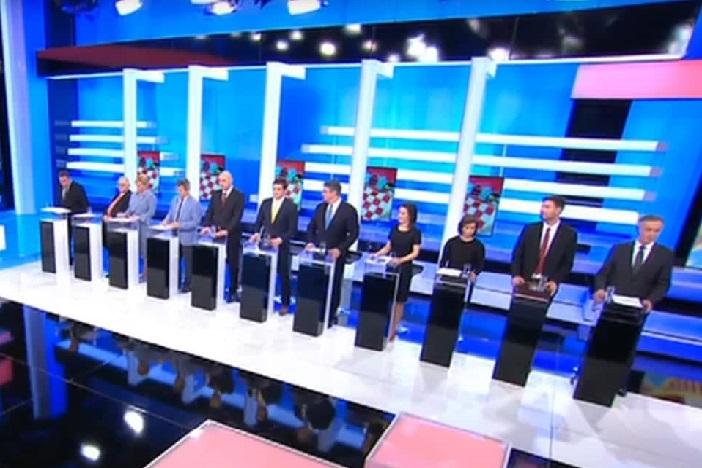 Što mislite o sinoćnjem sučeljavanju predsjedničkih kandidata?