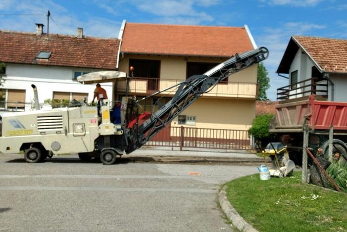 Započeli radovi na izgradnji cesta u Žumberačkoj i Slavonskoj ulici