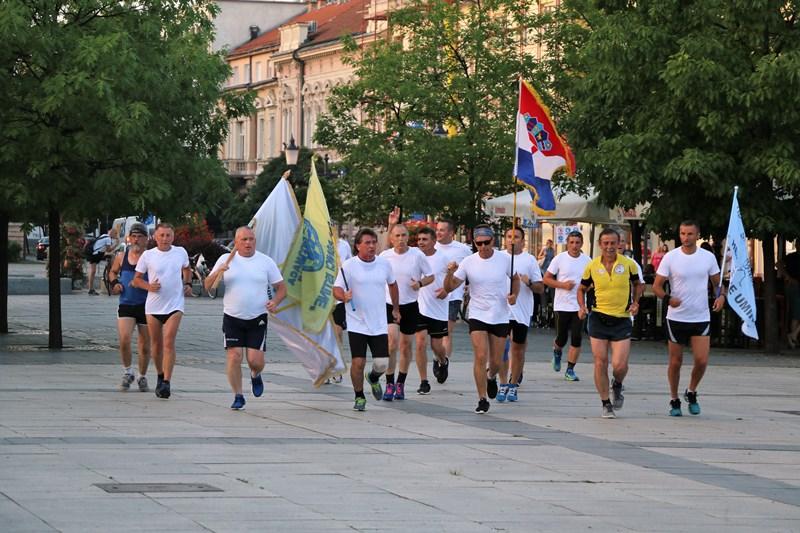 """Održan 11. ultramaraton """"108 kilometara za 108. brigadu"""""""