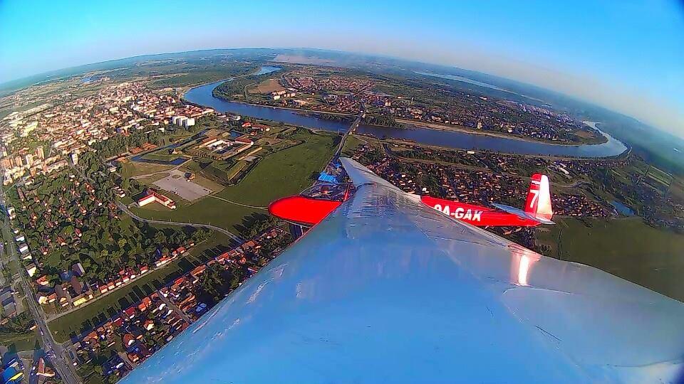 """Pomognite rad kluba """"Aeroklub Brod"""" donacijskim letenjem"""