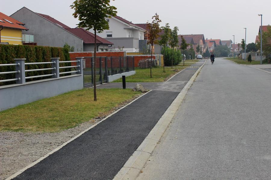 Primorska i Prodanova ulica dobile nove pješačke staze