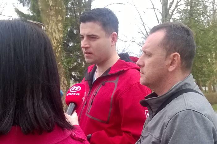 Bernardić došao u krivo vrijeme skupljati političke bodove u Slavonskom Brodu