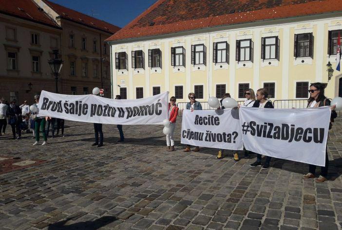 Donosimo popis zahtjeva i rokova koje su Brodske mame prezentirale premijeru Plenkoviću