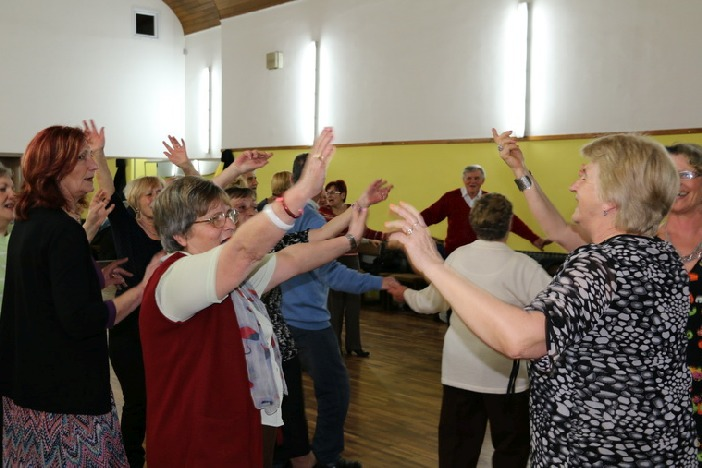 Grad organizira još jednu plesnu večer za umirovljenike