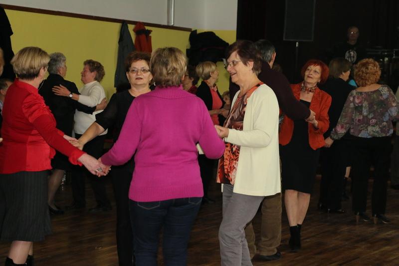 U nedjelju se održava plesna večer za umirovljenike