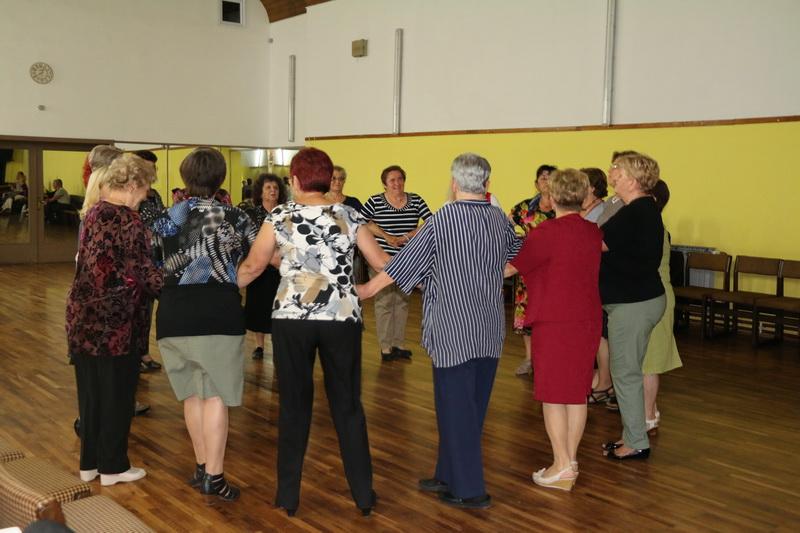 Grad organizira još jedan plesnjak za umirovljenike
