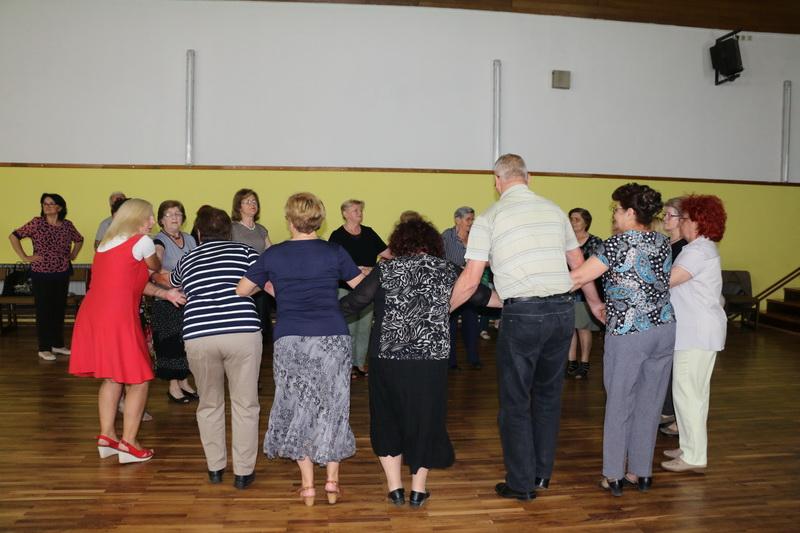 Promjena termina plesnjaka za umirovljenike